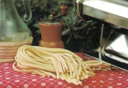 Spaghetti alla Kitarra